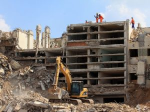 Tipos de demolição