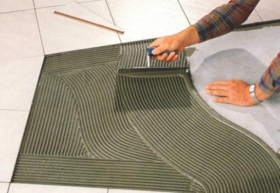 Como aplicar argamassa em pisos passo a passo