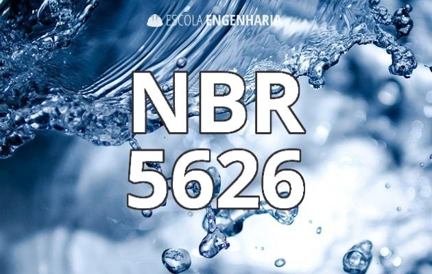 NBR 5626 comentada e resumida