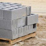 Bloco de concreto: Tipos, dimensões e como estocar